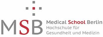 MSB Medical School Berlin – Hochschule für Gesundheit und Medizin