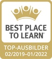 Best Place To Learn / Top-Ausbildung 02/2019 - 01/2022