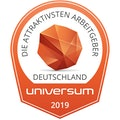 universum – Die attraktivsten Arbeitgeber Deutschland 2019